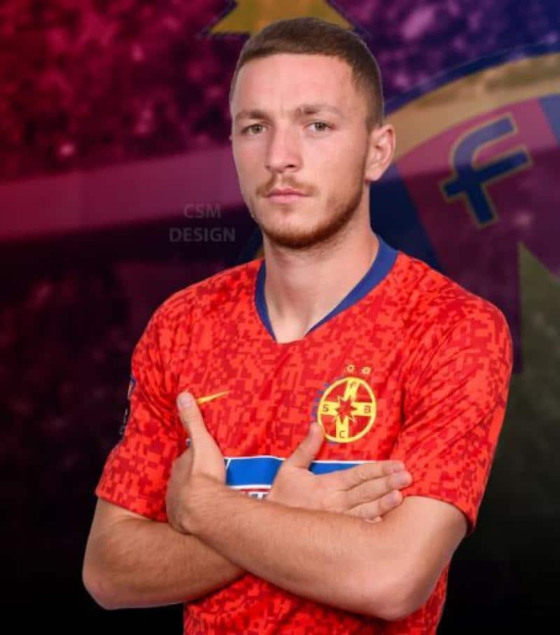FCSB s-a calificat în play-off-ul Ligii Europa, după ce Ionuț Panțîru a inscris in minutul  90 +1′