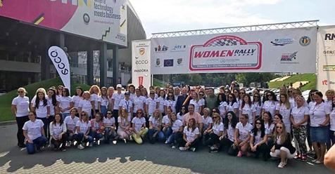 Women Rally Cluj-Napoca 2019, etapa a 3-a a Campionatului National Women Rally