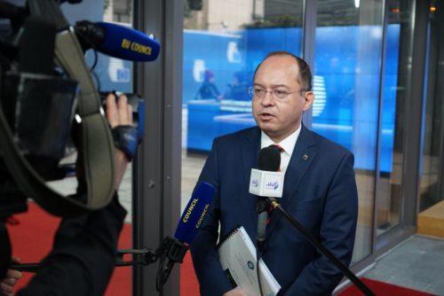 Ministrul afacerilor externe Bogdan Aurescu a participat luni, 20 ianuarie 2020, la reuniunea Consiliului Afaceri Externe, desfășurată la Bruxelles