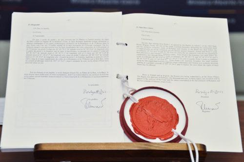 MAE salută aniversarea a 11 ani de la pronunțarea Hotărârii Curții Internaționale de Justiție în cazul privind Delimitarea Maritimă în Marea Neagră