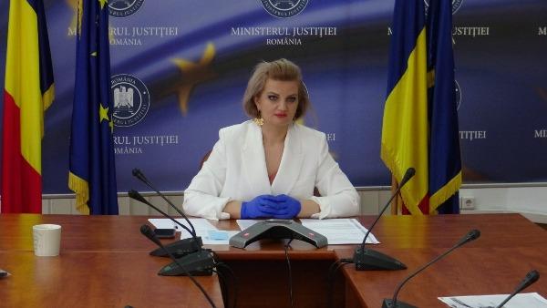 Participarea secretarului de stat în Ministerul Justiției, Olivia-Diana Morar, la reuniunea Consiliului Justiție și Afaceri Interne (JAI)