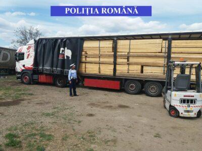 PESTE 1.000 DE CONTROALE PENTRU PROTEJAREA FONDULUI FORESTIER, ÎN 7 ZILE