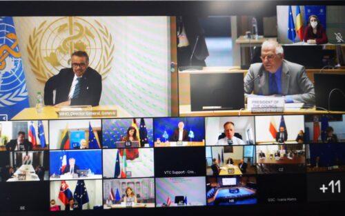 """România, parte a unuia dintre cele mai ambițioase proiecte de asistență internațională """"Team Europe"""""""