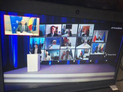 Participarea ministrului afacerilor externe Bogdan Aurescu la reuniunea miniștrilor afacerilor externe