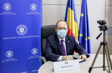 Participarea ministrului Bogdan Aurescu la reuniunea miniștrilor afacerilor externe din statele membre ale Uniunii Europene