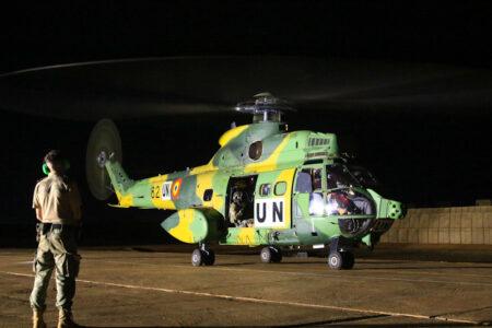MApN: Misiune MEDEVAC în Mali