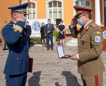 Centrul de Excelență NATO în domeniul HUMINT din Oradea a împlinit 10 ani de la înființare