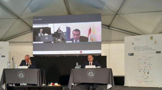 Ministrul afacerilor externe Bogdan Aurescu a participat la cea de-a 4-a ediție aBlack Sea and Balkans Security Forum 2020