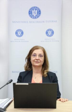 Participarea secretarului de stat Daniela Gîtman la reuniunea informală a Consiliului Afaceri Externe, componenta Dezvoltare