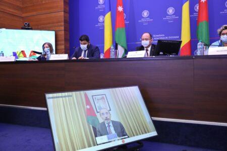 Prima zi a Reuniunii Anuale a Diplomației Române 2020