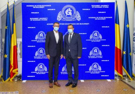 Parteneriat strategic între Academia de Studii Economice din București și Grupul Altex