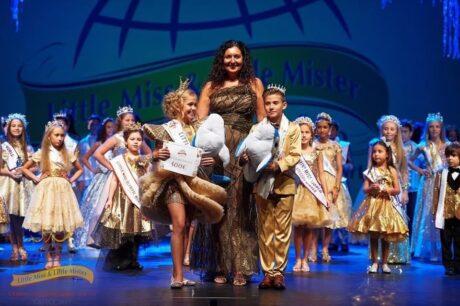 Copiii care reprezintă România peste hotare
