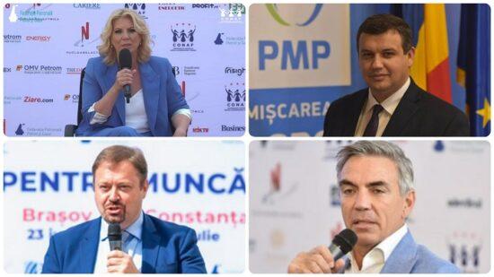 CONAF: Dezbaterea cu oficialii PMP reprezintă un nou acord de susținere și cooperare obținut de la un partid politic