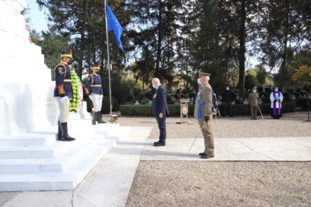SĂRBĂTOAREA UNITĂŢII NAŢIONALE ŞI A FORŢELOR ARMATE ITALIENE