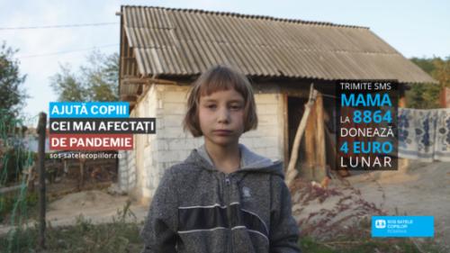Campanie SOS Satele Copiilor – Ajuta copiii cei mai afectati de pandemie!