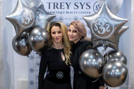 TREY SYS – Estetique Beauty Center a deschis un nou salon de înfrumusețare în centrul Bucureștiului, în Piața Alba Iulia , numărul 3, bl i 2