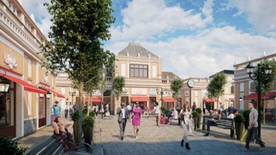 FASHION HOUSE Pallady, cel mai nou outlet dezvoltat în București, este închiriat în proporție de peste 70%