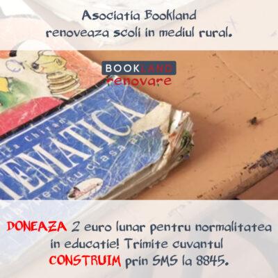 Mihaela Petrovan: Într-o ţară cu prea puține scoli noi, un ONG a început să le renoveze pe cele existente/ 82% dintre școlile din România au nevoie urgentă de reparaţii