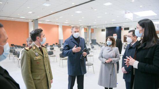 Azi se deschid primele centre de vaccinare de la Romexpo Cel mai mare centru de vaccinare din România va fi în Sectorul 1 și va avea 12 centre și 64 de puncte de vaccinar