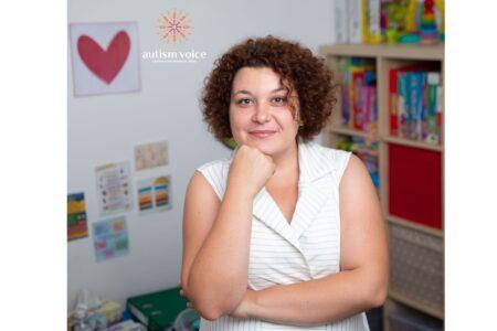 Interviu cu Nicoleta Orlea, director Departament Fundraising al Asociației Autism Voce