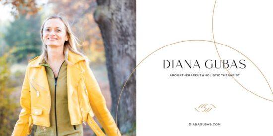 Interviu cu Diana Gubaș, kinetoterapeut, aromaterapeut, antreprenor, fondator dianagubas.com