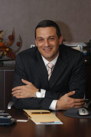 Impact Developer & Contractor il numeste pe Constantin Sebesanu in pozitia de Director de Dezvoltare