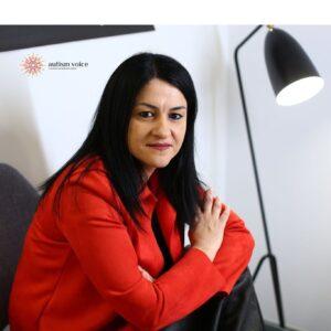 """Interviu cu Anca Dumitrescu, președinte al Asociației Autism Voce: """"Dacă dorești să contribui la îmbunătățirea societății o poți face fiind alături de noi!"""""""