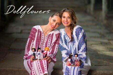 """Interviu cu Andreea Roșianu și Eli Roman, fondatoare @Dollflowers13 : """"Nu vă debarasați de copilărie concentrându-vă doar pe bunăstarea proprie."""""""