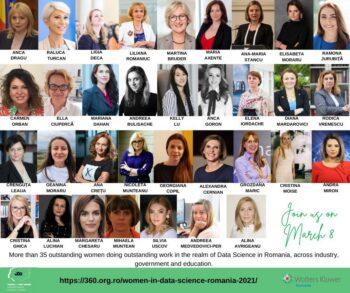 Women in Data Science (WiDS) – premieră în România