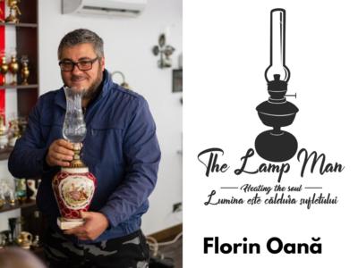 """Interviu cu Florin Oană, antreprenor fondator The Lamp Man: """"Succesul este cu atât mai folositor cu cât și cei din jurul tău sunt dispuși să-ți recunoască meritele."""""""