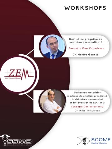Senatul Științific al FDVDR, partener la cea de-a XIV-a ediție a Zilelor Educației Medicale