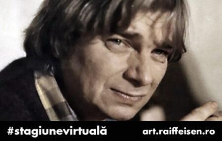 Raiffeisen Art Proiect marchează 88 de ani de la nașterea poetului Nichita Stănescu printr-o creație video de Oana Pellea