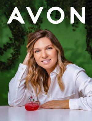 Avon lansează un nou parfum inspirat de povestea Simonei Halep,HerStory – Love Inspires