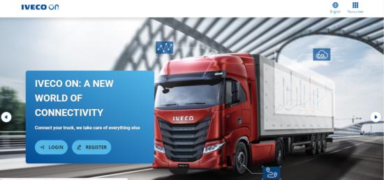 IVECO lansează o nouă platformă digitală, cu informații în timp real,  pentru clienți și oferă utilizatorilor o experiență unică la volan