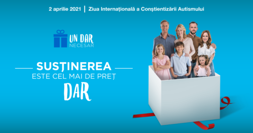 2 aprilie – Ziua Internațională a Conștientizării Autismului