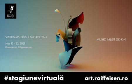 Semifinalele de violoncel, vioară și pian ale Concursului Internațional George Enescu pot fi urmărite și în platforma Raiffeisen Art Proiect
