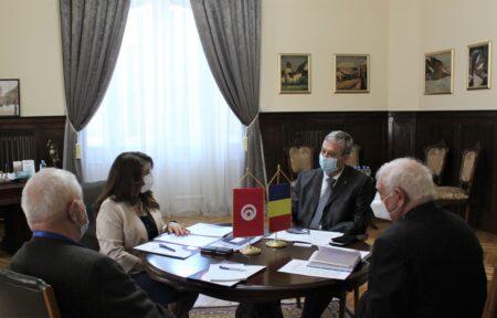 Perspective favorabile dezvoltării relațiilor comercial-economice româno-tunisiene