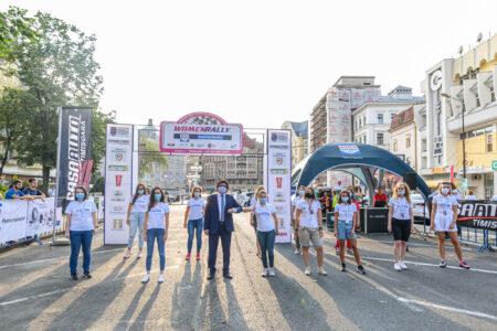 Campionatul Național Women Rally – Bosch Car Service 2021 debutează în acest weekend cu Trofeul Casa Auto Timișoara