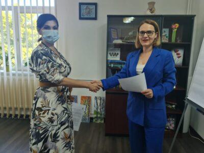 IȘJ Vâlcea, primul care a semnat Pactul pentru Educație, inițiat de CONAF