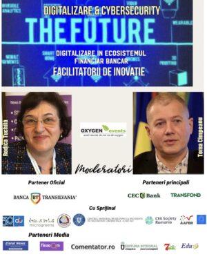 Oxygen Events 24 iunie 2021, 12.00-16.00 Zoom, live: Digitalizare&Cybersecurity