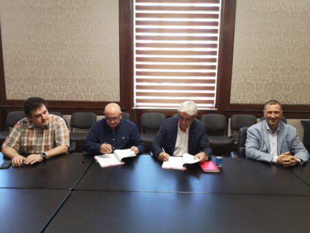 """S-a semnat contractul pentru proiectarea și execuția proiectului """"Extinderea la 4 benzi a drumului de circulație existent între Poarta 10 bis și Poarta 10"""""""