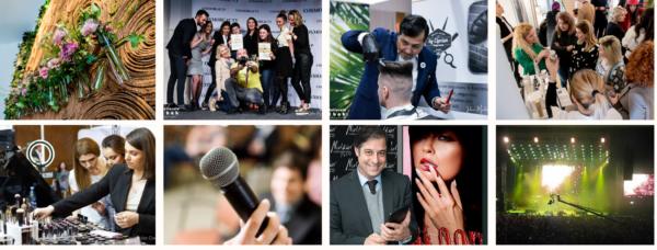 Arata ca esti un Lider in Industria Beauty la Expo Cosmobeauty 2021, editia a XII-a, Sala Polivalenta Bucuresti, 8-9-10 octombrie 2021