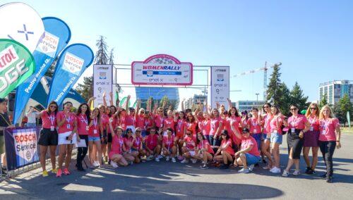 Etapa de la București a testat limitele concurentelor și a redeschis lupta pentru titlul Women Rally 2021