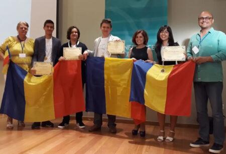 Echipa României, coordonată de conf. univ. dr. Sebastian Popescu de la Facultatea de Fizică a UAIC, a obținut 3 medalii de aur și două de argint la Olimpiada Internațională de Fizică