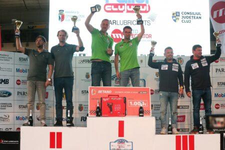 Raliul Clujului a revenit cu succes pe scena motorsportului românesc!